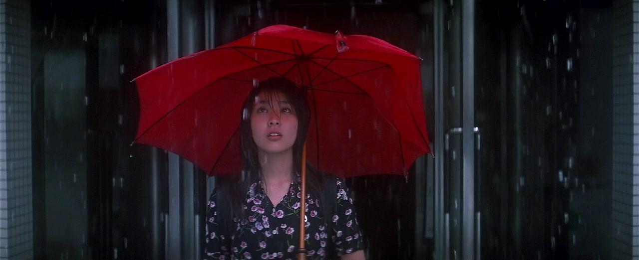 마츠다카코와 빨간우산